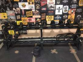 Toppro Dumbbell Rack