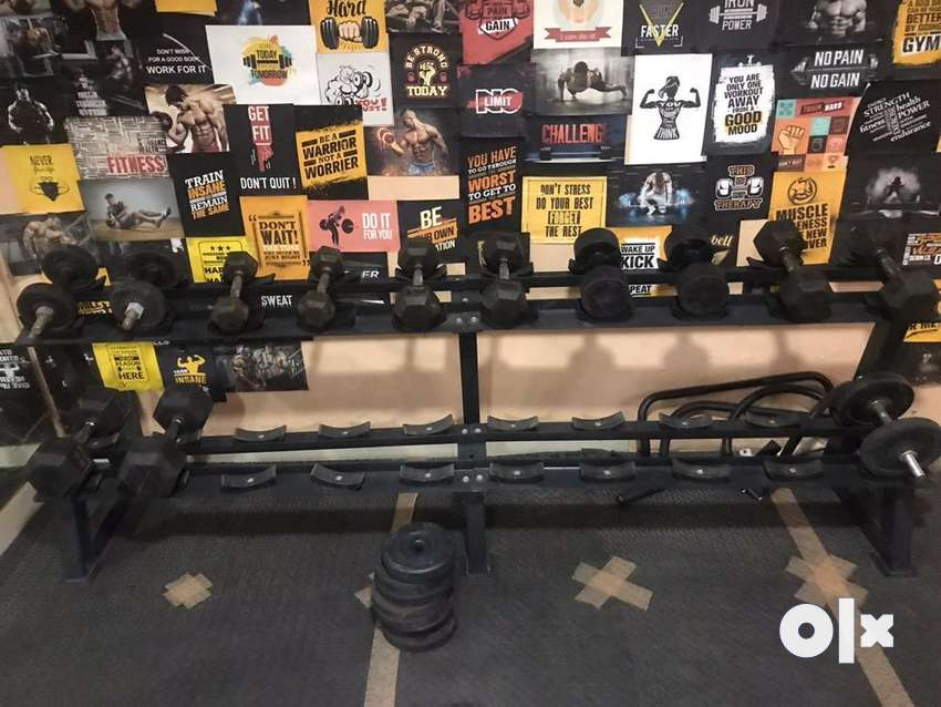 Toppro Dumbbell Rack 0
