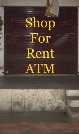 Shop for rent ATM adarsh nagar
