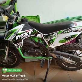 Motor MXF pro racing 49 cc