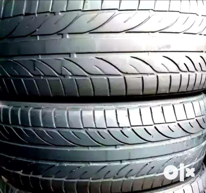 205/60/16 bridgstone used 2 tyres. 0