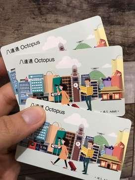 Octopus card hongkong