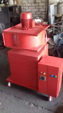 Electrical broder for control shed Heating system