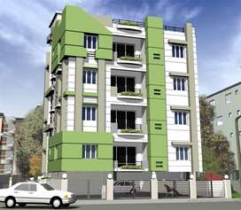 Residensial flat with Lift & Garagare . Price reduction on  priority.
