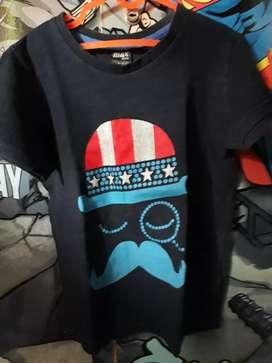 Baju anak merk MAX size 3-4