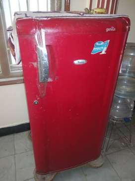 Whirlpool genuine fridge