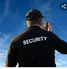 A reputed company required security excutive)
