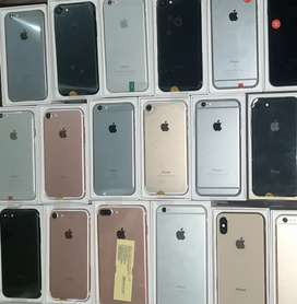 Brand new iPhone all models available with all accessories & warranty