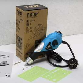 Tasp electric engraver pen type Megv13 model T.A.SP brand new packed
