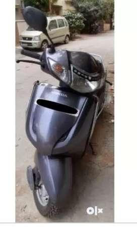Amazing deal Activa 6th G Nice bike for sale in Ghatkopar east Mumbai