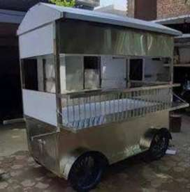 Cook Required for snacks corner