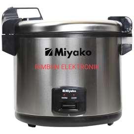 Magic com/rice cooker Miyako 6 liter MCG-171
