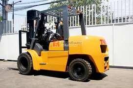 Forklift Bekas TCM 4 Ton Forklift Counter Balance