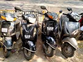 Honda Activa 2010 model 2009 model 2008