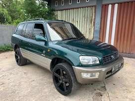 Toyota RAV4 2.0 AWD Gen 1 2000 AT Rare Item Sangat Terawat