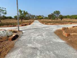 Well developed land for house is available at taliparamba