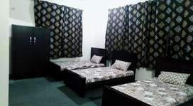 Luxury girls hostel for employees( Book seat & get Laundary services)