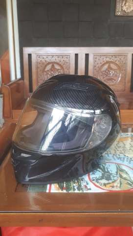 Helm Full Face Karbon Klon