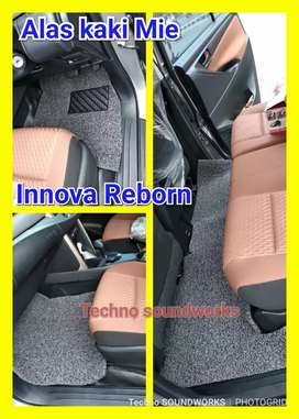 Karpet mie alas dasar model mi isi 3 pcs buat innova reborn for tv