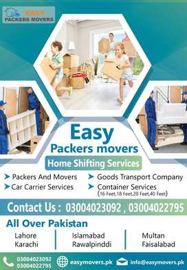 House Shifting Services In Lahore Packers And Movers In Lahore