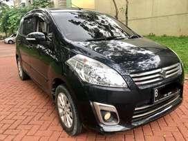 Harga CASH Suzuki ERTIGA 2013 GL matic hitam