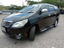 Kijang Innova diesel manual 2012