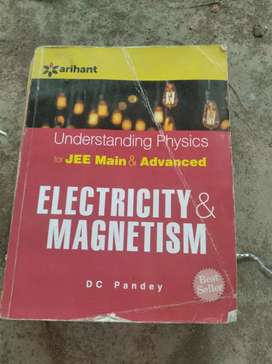 IIT JEE  ARIHANT ELECTRICITY AND  MAGNETISM