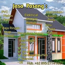 Jasa Pasang Plafon PVC Temanggung