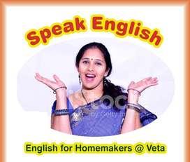 Spoken English Trainer required