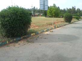 Ready for Registration Plots for Sale in Sai Metro City at Sarjapur