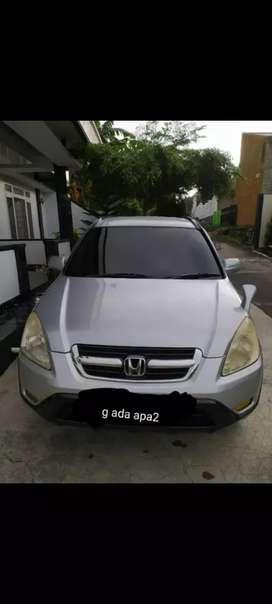 Honda CRV thn 2004
