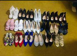 Female shoes imported from UAE