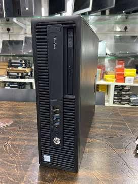 HP i5 6th Generation - HIGH SPEED CPU