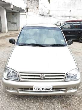 Maruti Suzuki Zen LXi BS-III, 2005, Petrol
