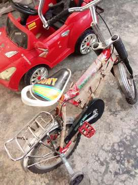 brand new bicycle for age of 10 to 12