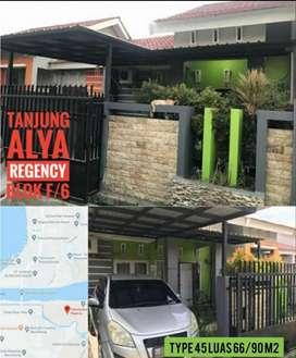 Rumah minimalis full perabot daerah pantai di Makassar