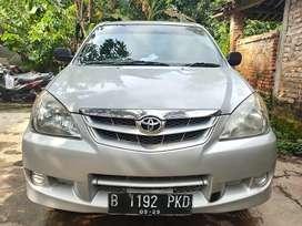 Toyota Avanza E 2010 Siap Pakai