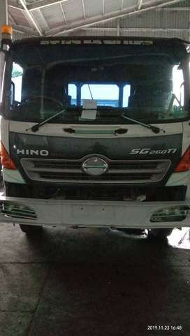Hino (Lohan), Trailer/ Tracktor Head