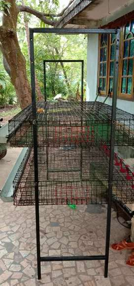 Kada cage for sale ( used)