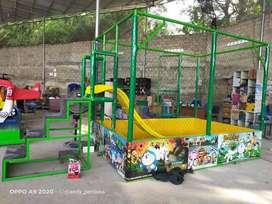 Pancingan elektrik bebek bundar NS odong playground indor