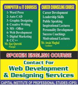 Online computer courses, through Skype, courses, certificates, diploma