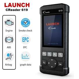 Launch CReader 619 OBD2/EOBD Car Scanner