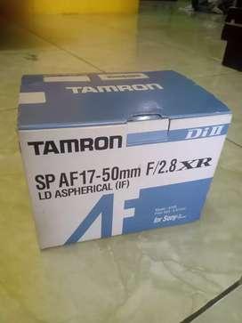 Jual Lensa Tamron SP AF17-50MM F2.8