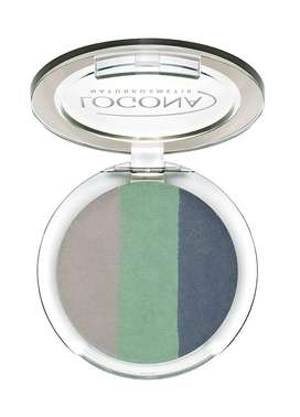 Eyeshadow Trio 04 Ocean Logona 0.141 oz Powder