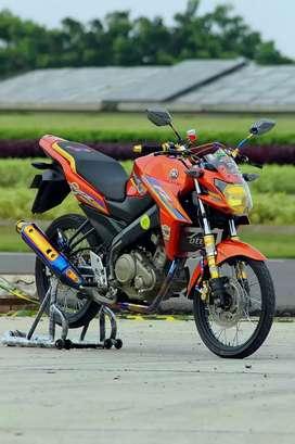Yamaha Vixion 2016 lengkap full modif