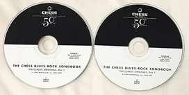 CD audio ori Chess Blues Rock Songbook (blues - no box)