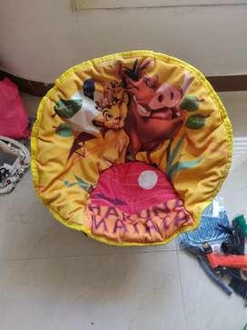 Last day sale ! Kids lion King chair