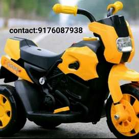 Kids driving battery operated rechargeable car bike jeeps