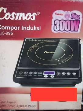 Kompor Listrik Induksi Merk Cosmos type CIC - 996 Plus Steam Pot/Panci