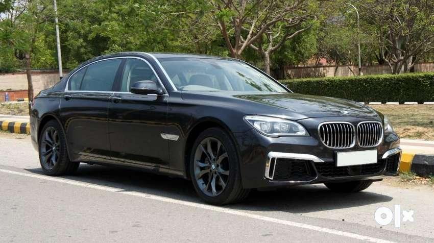 BMW 7 Series 730Ld Sedan, 2013, Diesel 0